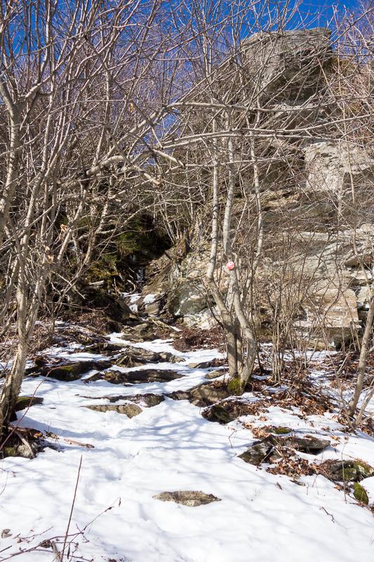 Devil's Path thru hike