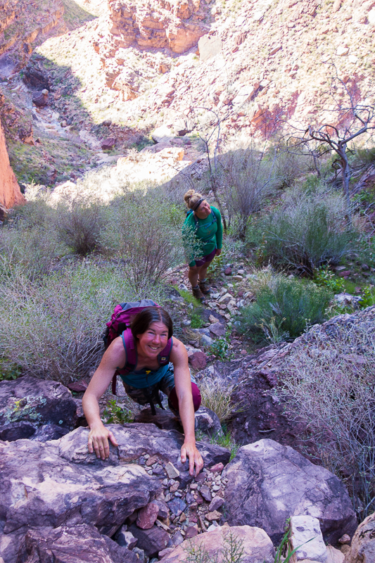Climbers, part 2