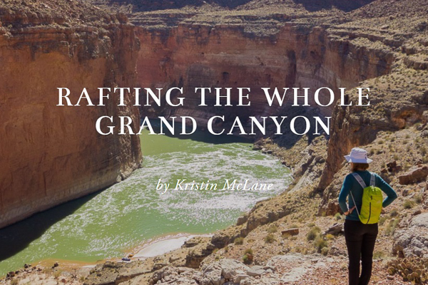 She-Explores, Rafting the Whole Grand Canyon