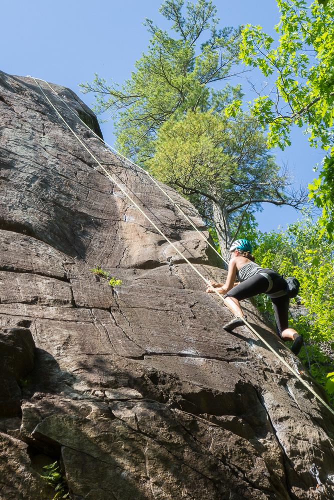 Rumney Rocks
