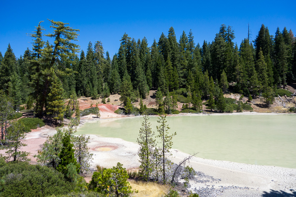 Lassen Volcanic, California, July 2015